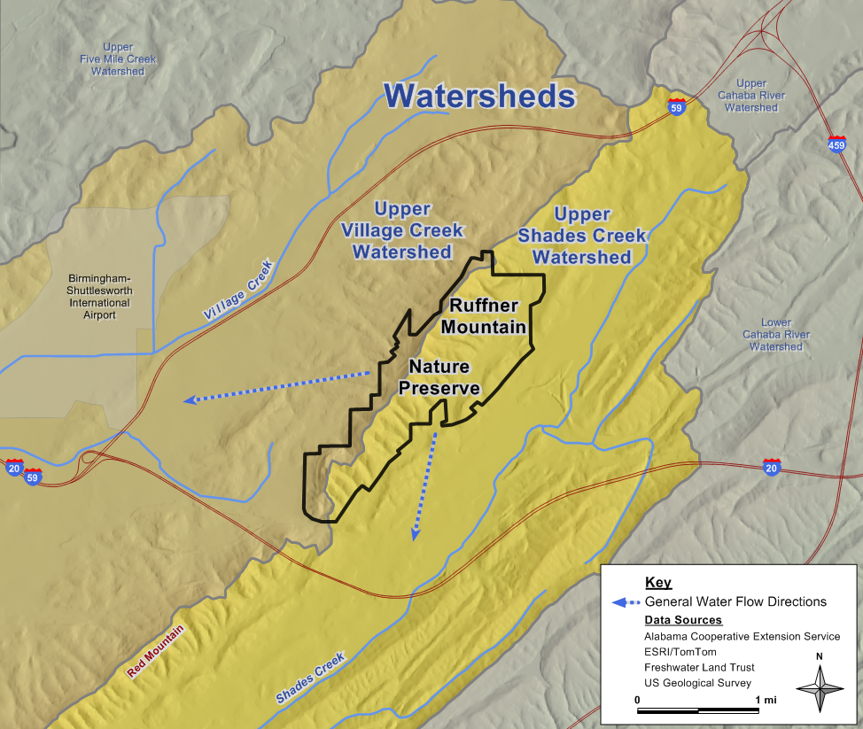 Alabama Watershed Map Related Keywords Amp Suggestions