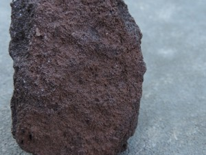 Sample from Red Mountain Formation